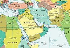 Karte Iran Nachbarlander.Nicht Die Turkei Sondern Iran Wird Die Neue Fuhrungsmacht